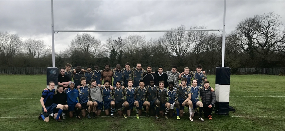 Men's Rugby Squad 19/20