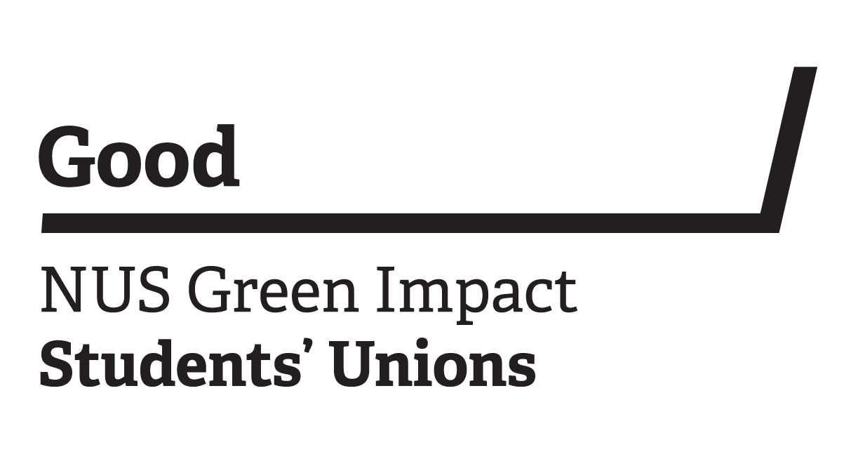 "NUS Green Impact ""Good"" rating"